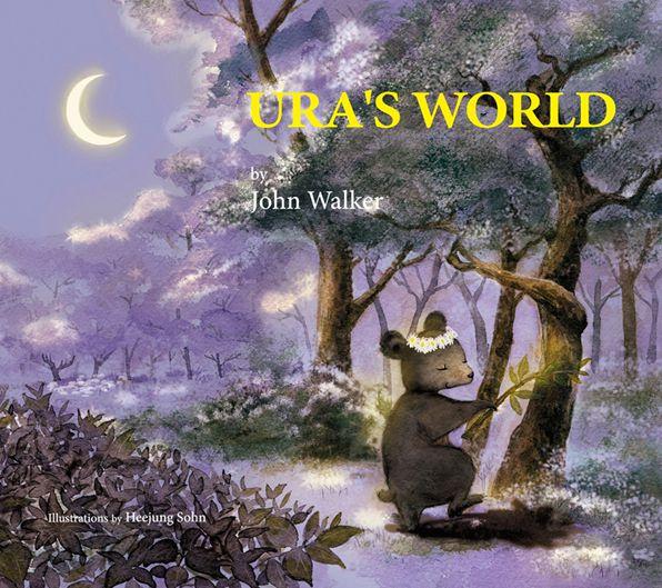 Ura's World book cover