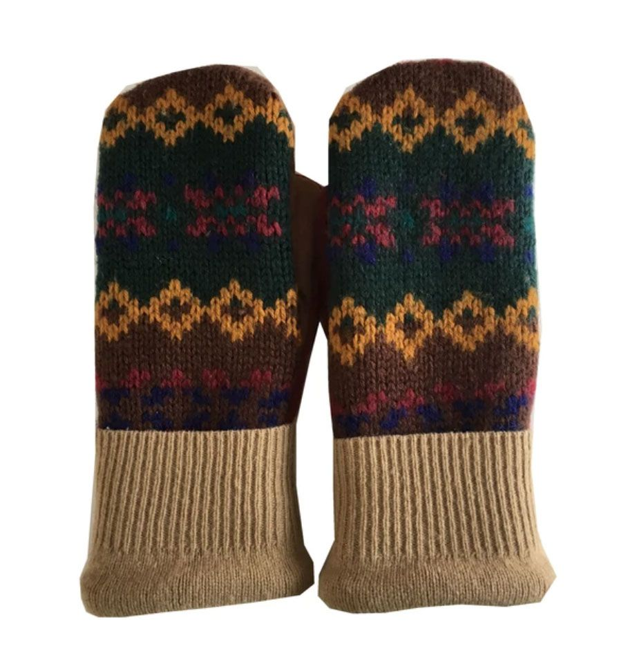 Jack and Mary Designs Mittens