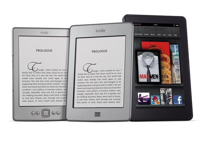 kindle family geek gift photo