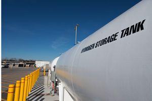 Enbridge Hydrogen Storage Tank