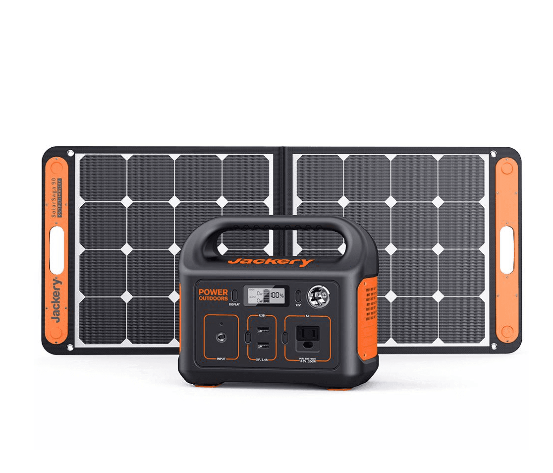 Jackery 400-Watt Peak Output Solar Generator SG290