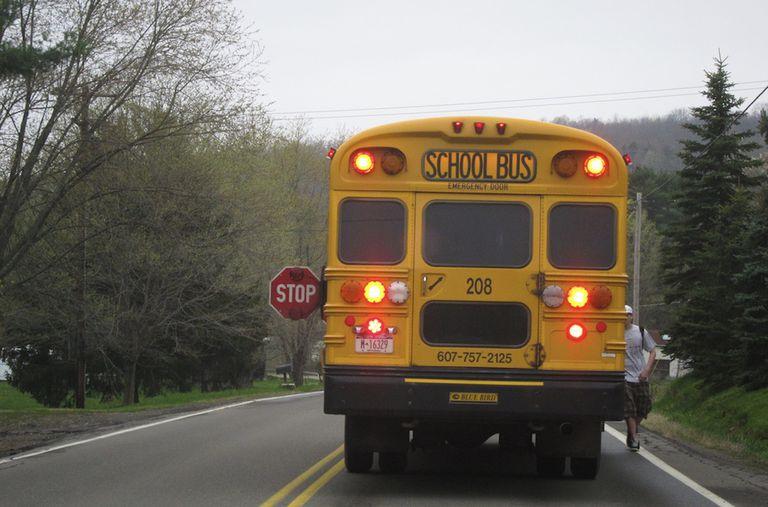 ¿El autobús escolar realmente impide que su adolescente duerma lo suficiente?