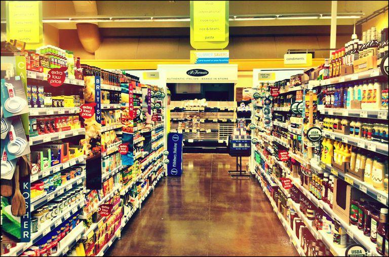 Cómo comprar comestibles como un profesional