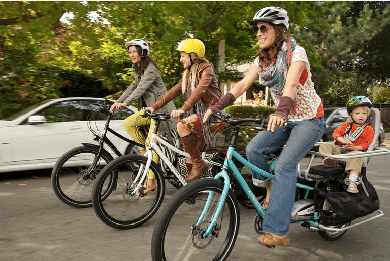 ¿Son los ciclistas los viajeros más felices del planeta?