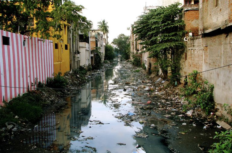 Las telas sintéticas y los neumáticos de los automóviles son la principal fuente de contaminación por microplásticos