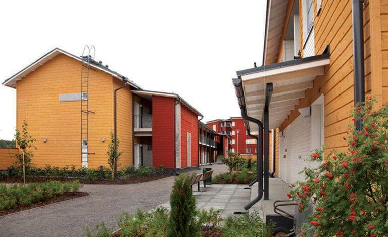 Cómo Finlandia está acabando con la falta de vivienda