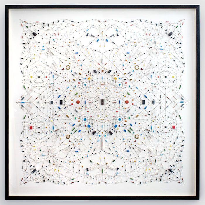 Leonardo Ulian Technological Mandala