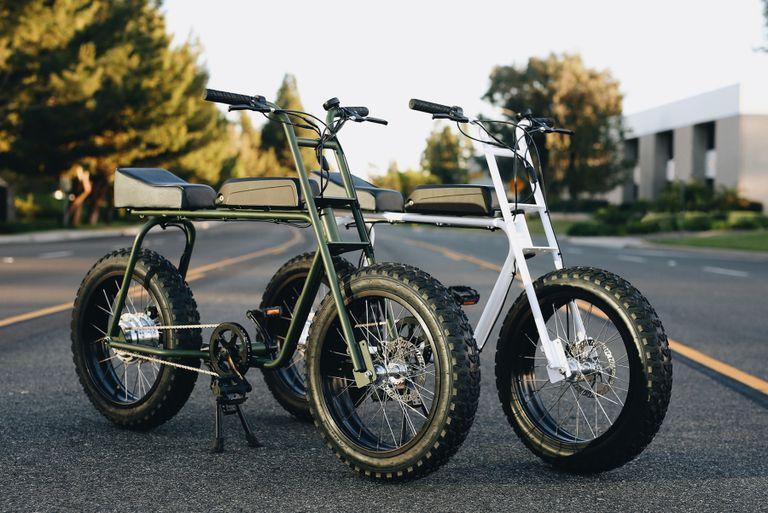 Lithium Cycles está construyendo motos eléctricas deportivas de nivel básico (con pedales)