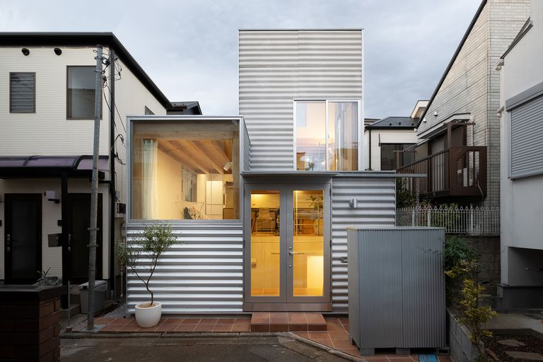 House Tokyo by Unemori Architects exterior