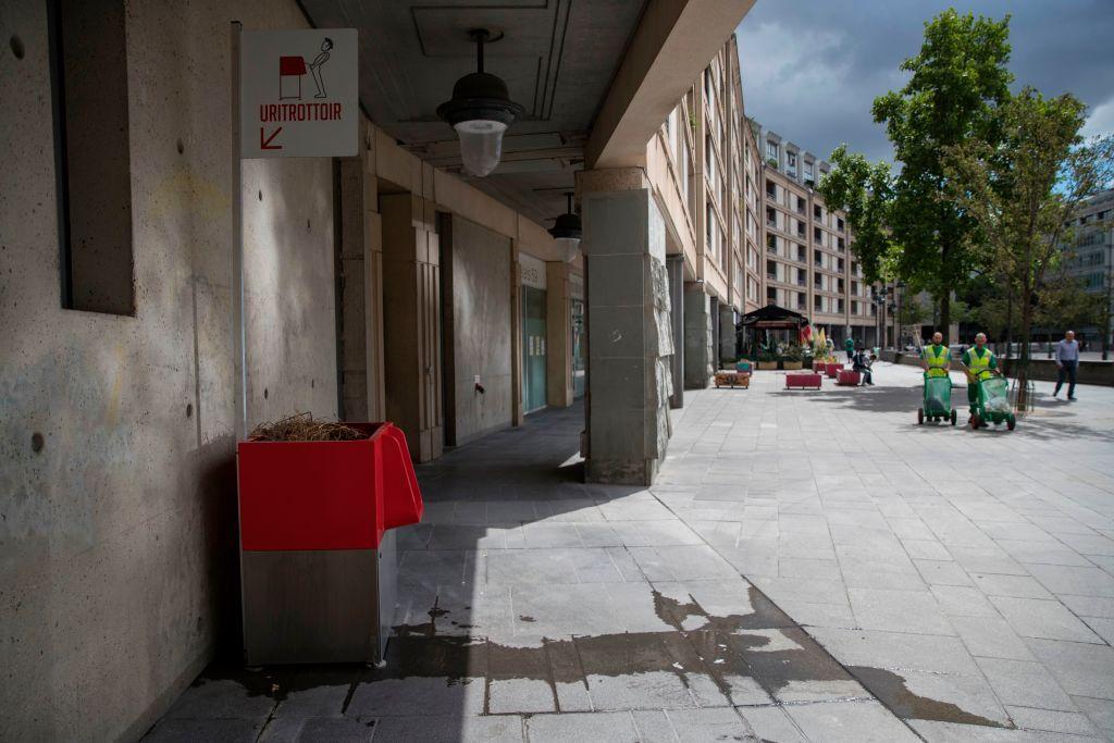 Uritrottier in paris
