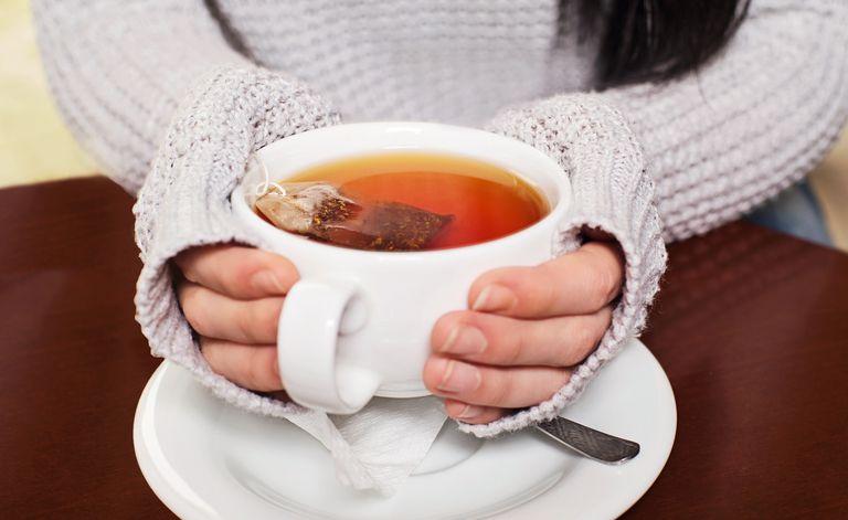 ¿Cuánto tiempo debes dejar reposar el té?