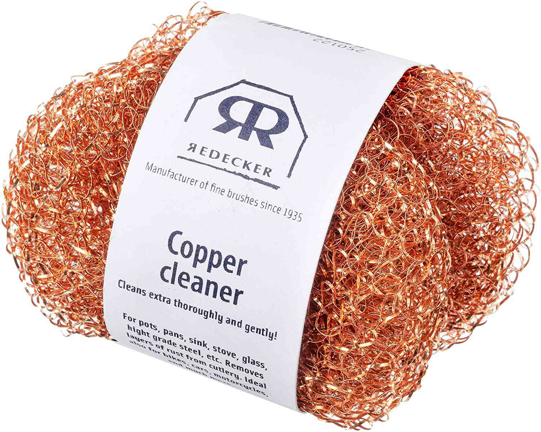 Redecker Copper Pot Scrubber